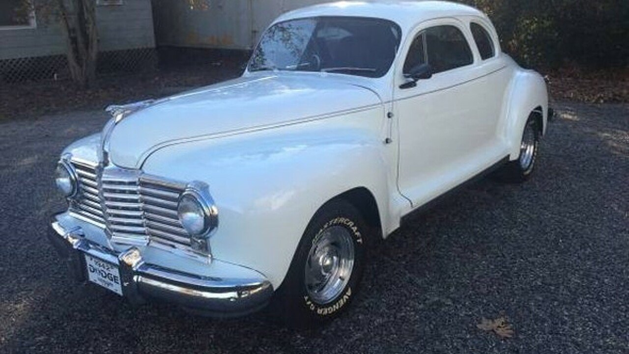 1942 dodge Custom for sale 100968136