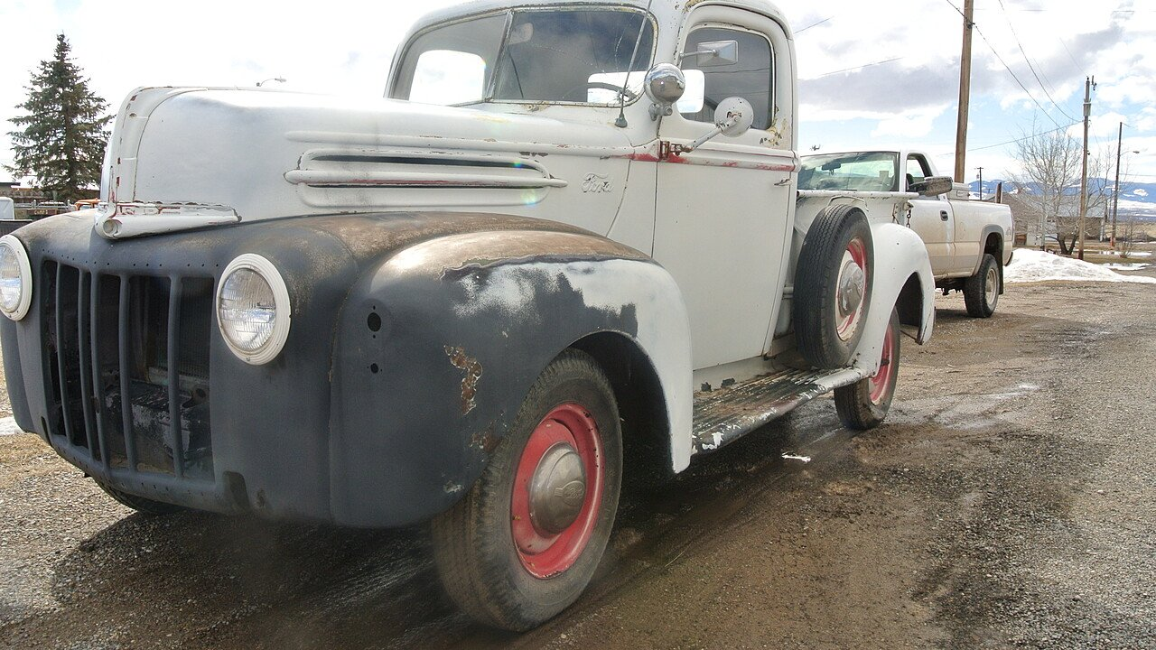 1945 Ford Pickup for sale near Clancy, Montana 59634 - Classics on ...
