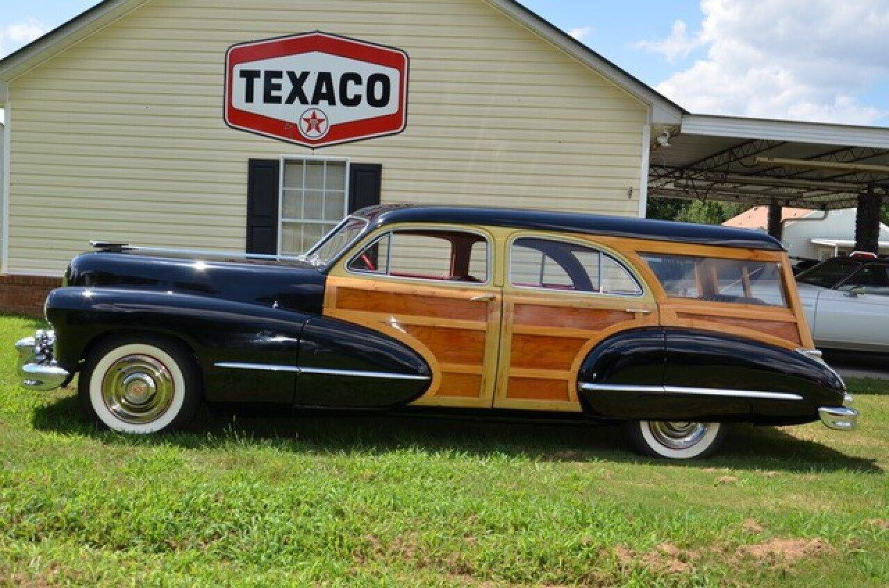 Auto Sale Georgia: 1946 Cadillac Fleetwood For Sale Near Atlanta, Georgia