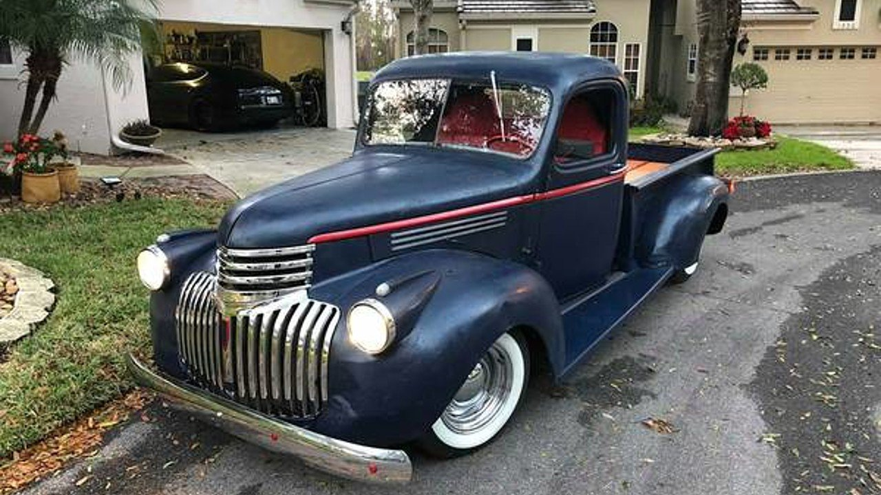 1946 Chevrolet Pickup for sale near longwood, Florida 32750 ...