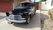 1946 Chevrolet Stylemaster for sale 100777924