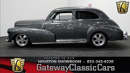 1946 Chevrolet Stylemaster for sale 100861952