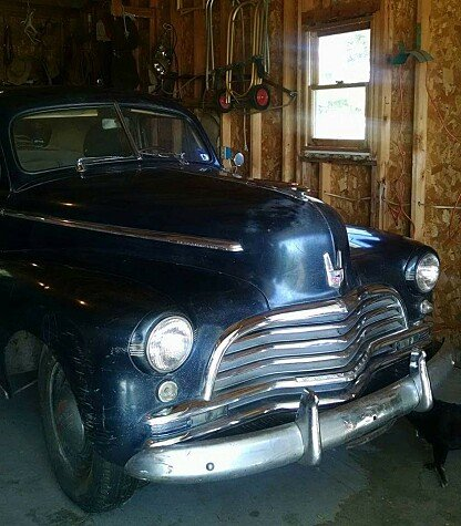 1946 Chevrolet Stylemaster for sale 100972930