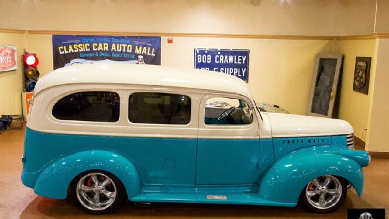 1946 Chevrolet Suburban for sale near Orlando, Florida 32837 ...
