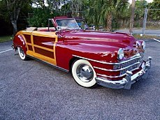 1946 Chrysler Town & Country for sale 100722375