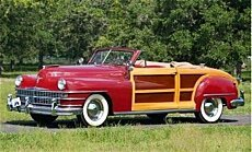 1946 Chrysler Town and Country for sale 100722375