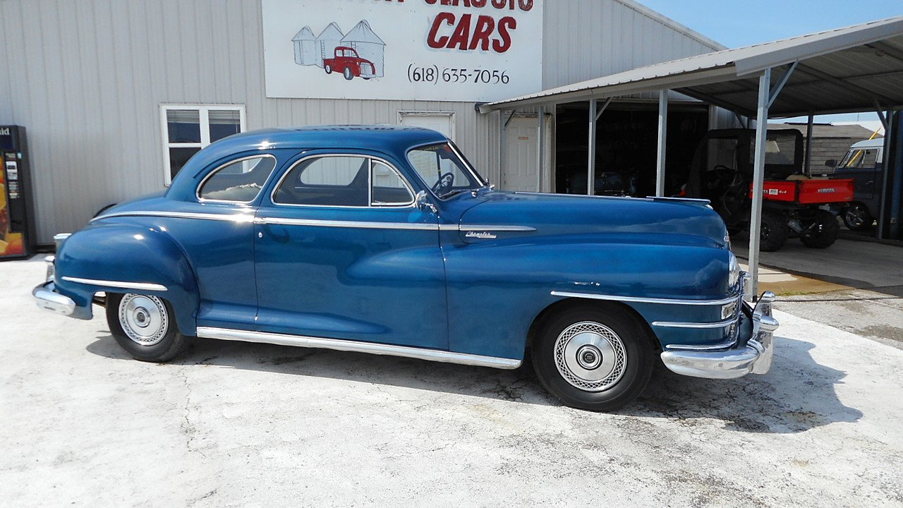 1946 Chrysler Windsor for sale near Staunton, Illinois 62088 ...