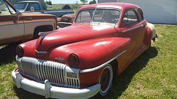 1946 Desoto Deluxe for sale 100823622