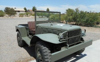1946 Dodge Power Wagon for sale 101056513