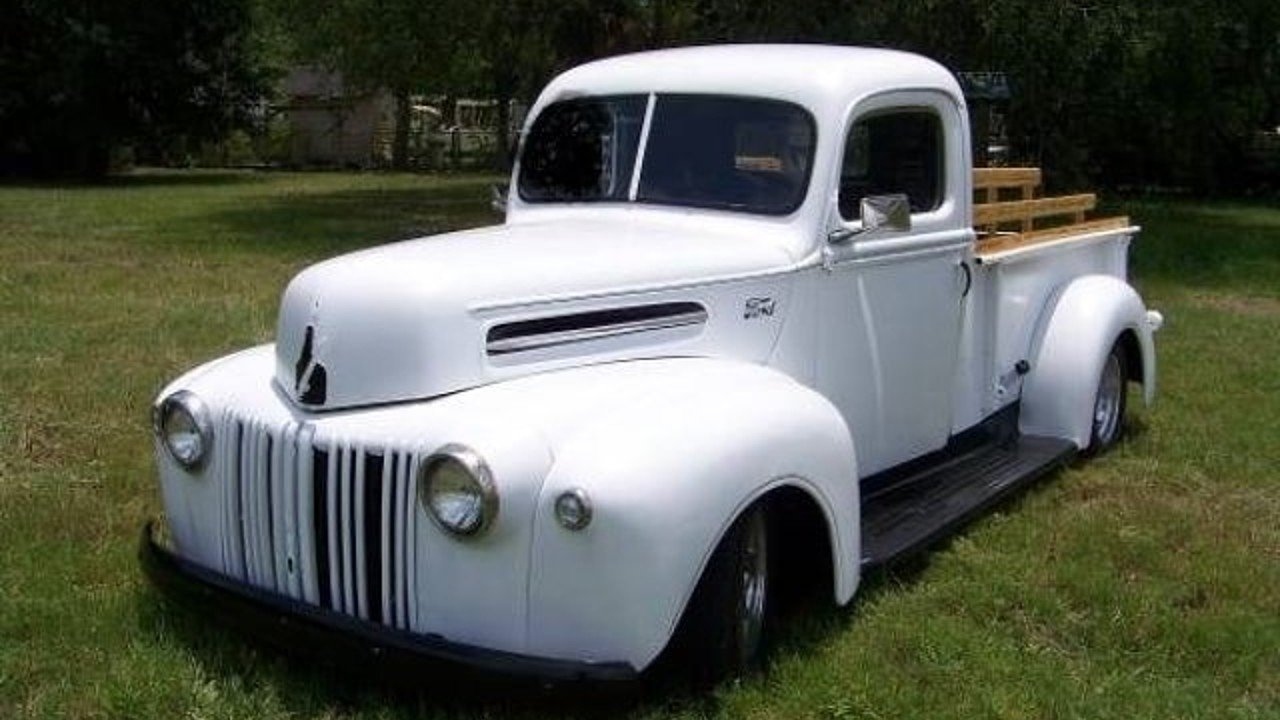 1946 Ford Pickup Classics for Sale - Classics on Autotrader