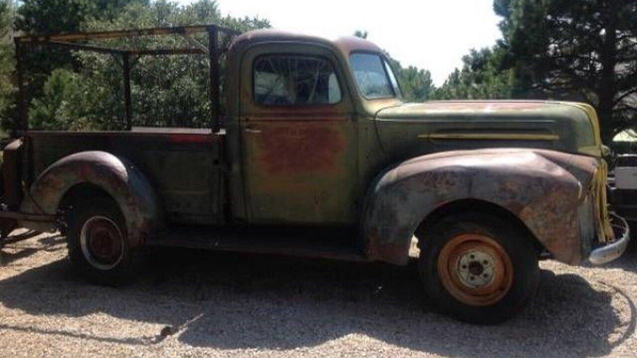 1946 Ford Pickup for sale near Cadillac, Michigan 49601 - Classics ...
