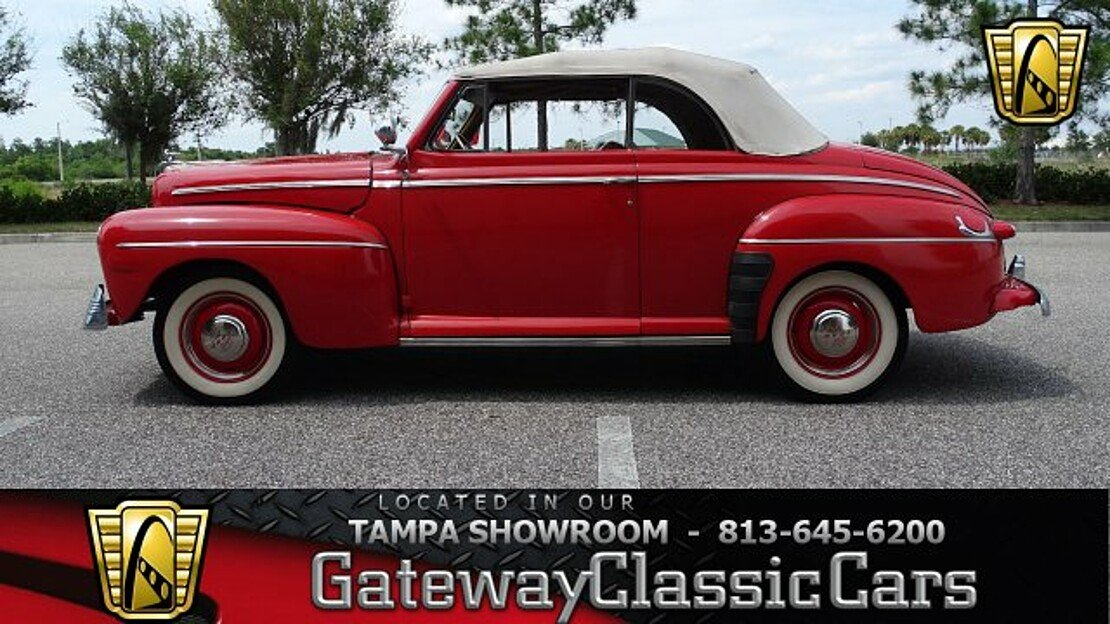 1946 Ford Super Deluxe for sale 100990894