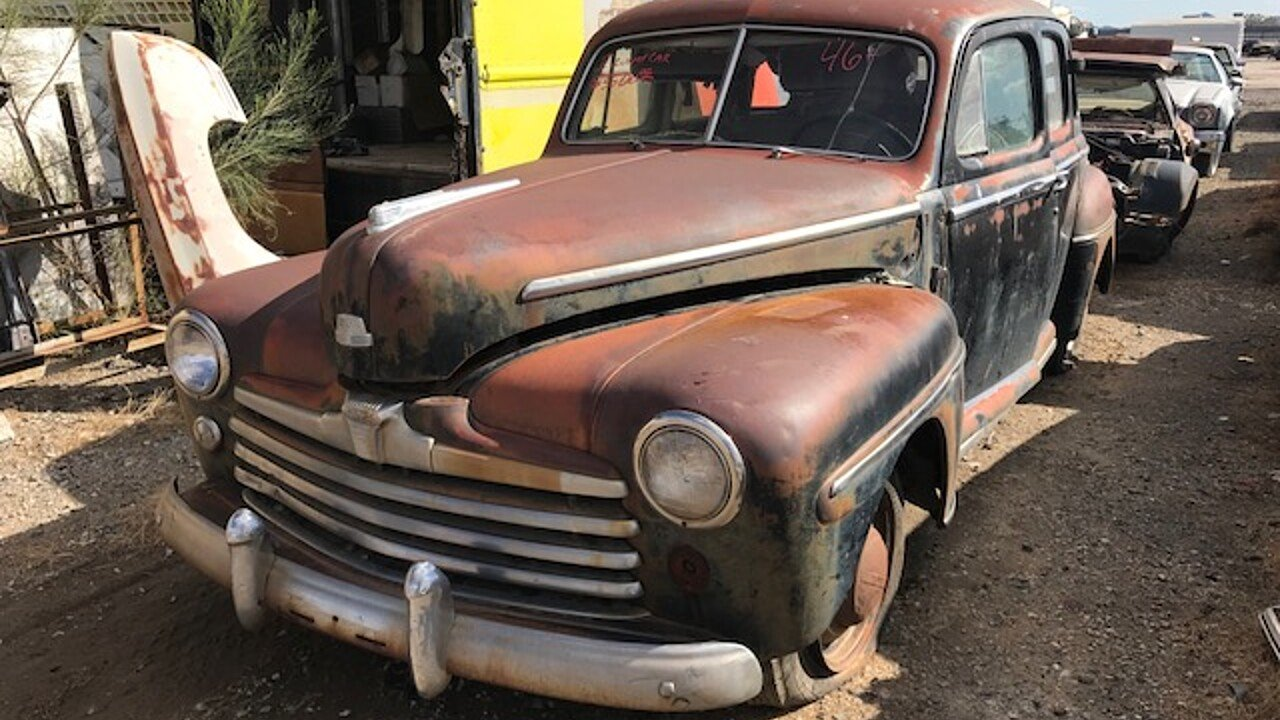 1946 Ford Super Deluxe for sale 100996965