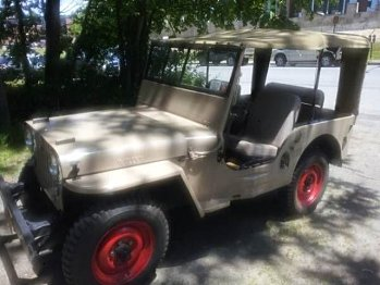 1946 Jeep CJ-2A for sale 100823375