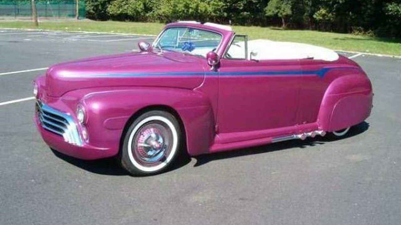 1946 Mercury Custom for sale near Cadillac, Michigan 49601 ...
