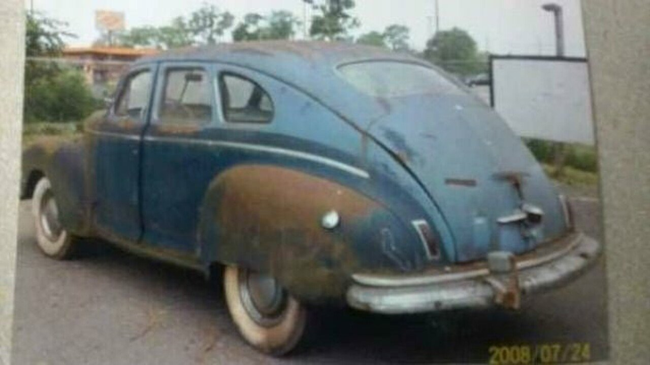 1946 Nash 600 for sale 100823319