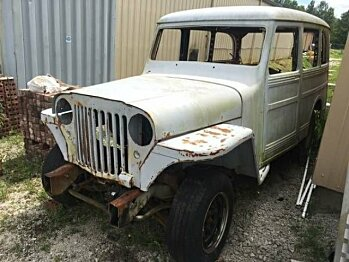 1946 Willys CJ-2A for sale 100823388