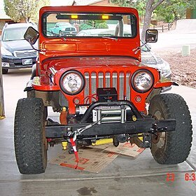 1946 Willys CJ-2A for sale 100865067