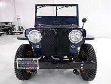 1946 Willys CJ-2A for sale 101046295
