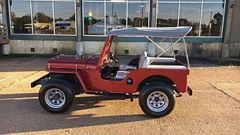 1946 Willys Other Willys Models for sale 100927644