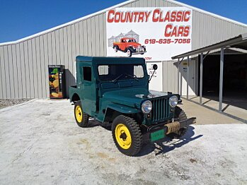 1946 Willys Other Willys Models for sale 100961007