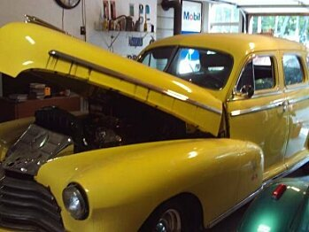 1946 chevrolet Fleetmaster for sale 100910943