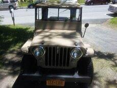 1946 jeep CJ-2A for sale 100823375