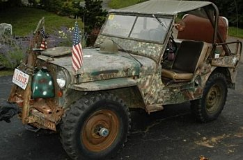 1946 willys CJ-2A for sale 100823379