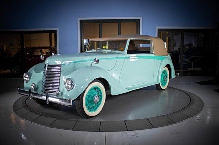 1947 Armstrong-Siddeley Hurricane for sale 100997293
