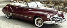 1947 Buick Roadmaster for sale 100766116