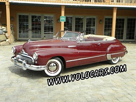 1947 Buick Roadmaster for sale 100841770