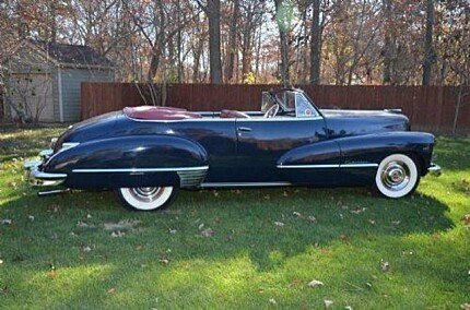 1947 Cadillac Series 62 for sale 100722379