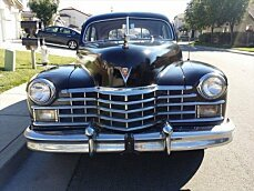 1947 Cadillac Series 62 for sale 100823303