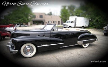 1947 Cadillac Series 62 for sale 100959388