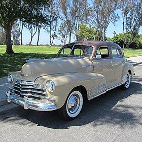 1947 Chevrolet Fleetline for sale 100760958