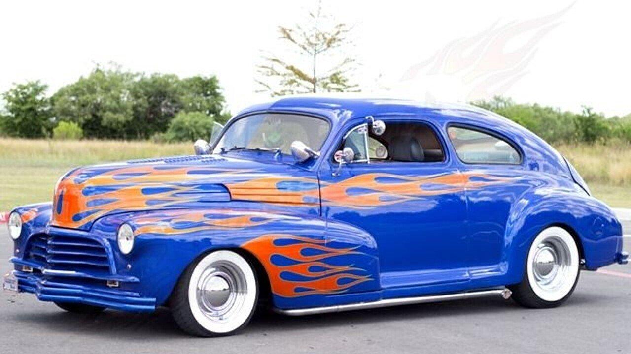 1947 Chevrolet Fleetline for sale near Arlington, Texas 76001 ...
