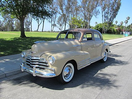 1947 chevrolet fleetline classics for sale classics on for 1947 chevy fleetline 4 door