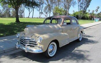 1948 chevrolet fleetline classics for sale classics on for 1947 chevy fleetline 4 door
