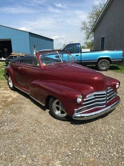1947 Chevrolet Other Chevrolet Models for sale 101001649
