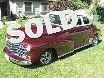1947 Chevrolet Stylemaster for sale 100805935