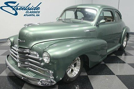 1947 Chevrolet Stylemaster for sale 100975658