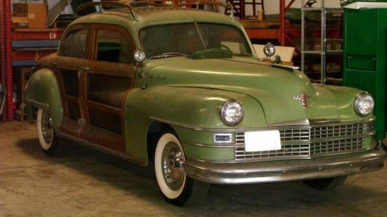 1947 Chrysler Town & Country for sale near Cadillac, Michigan 49601 ...