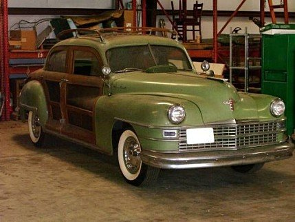 1947 Chrysler Town and Country for sale 100853103
