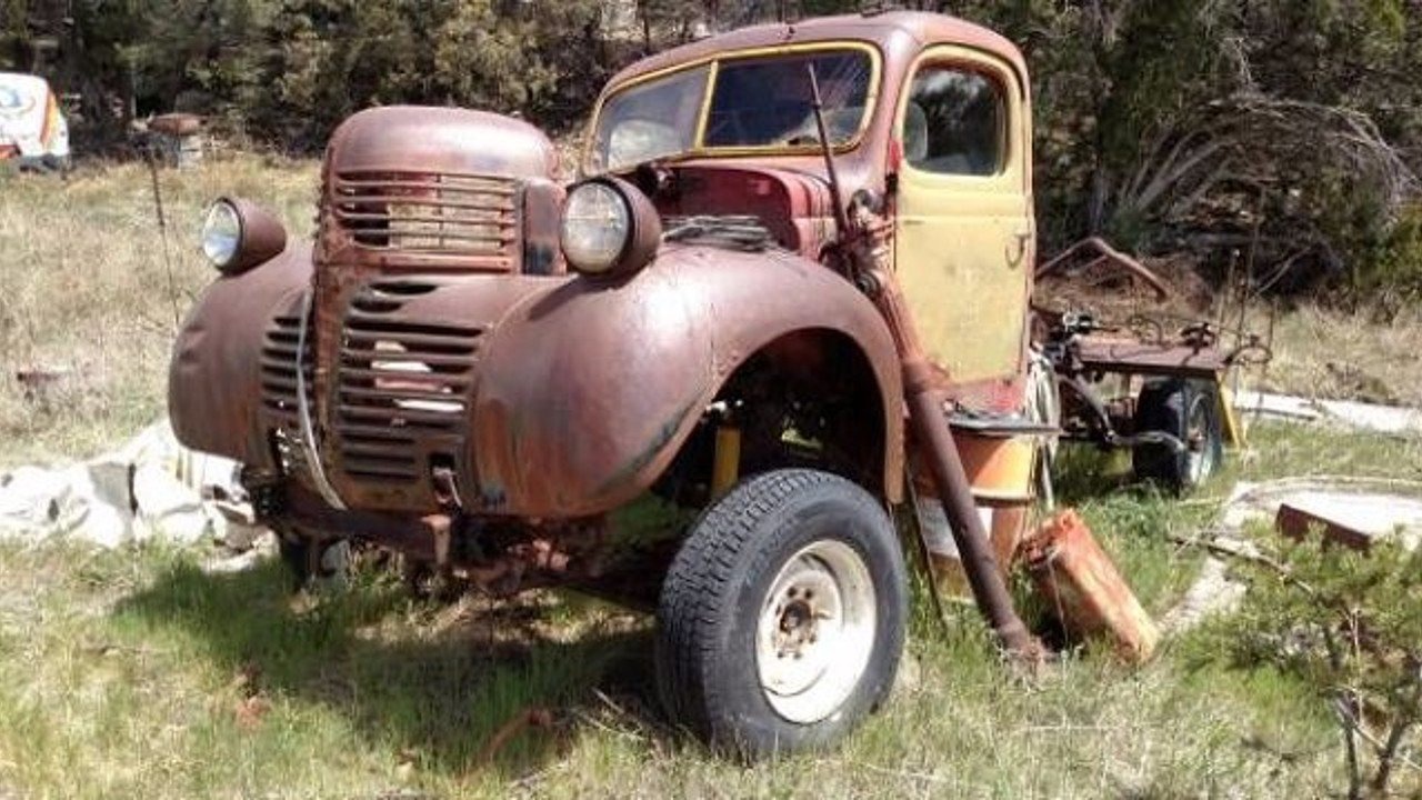 Dodge Power Wagon Classics For Sale On Autotrader 1949 1 Ton Stake Bed Truck 1947 100901069