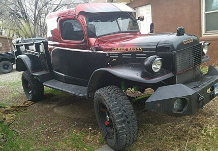 dodge power wagon classic trucks for sale classics on autotrader. Black Bedroom Furniture Sets. Home Design Ideas