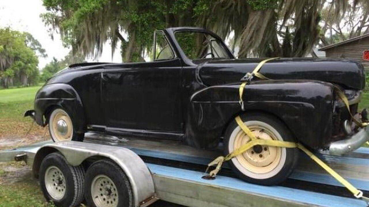1947 Ford Custom for sale near Cadillac, Michigan 49601 - Classics ...