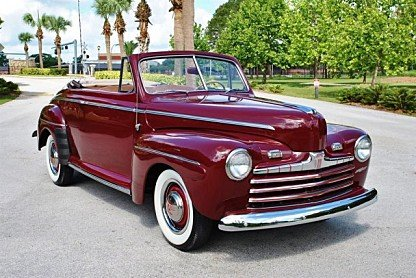 1947 Ford Deluxe for sale 100889001