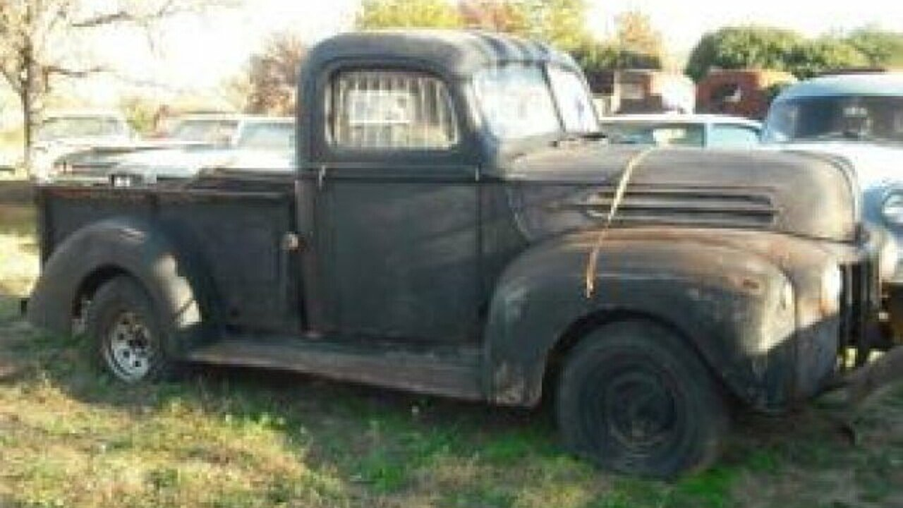 1947 Ford Pickup for sale near Cadillac, Michigan 49601 - Classics ...