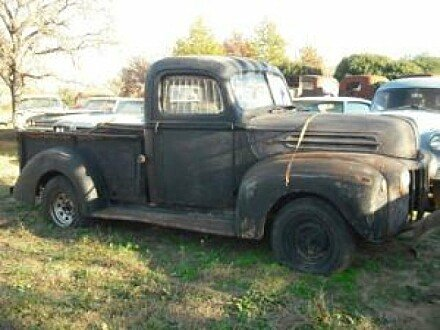 1947 Ford Pickup Classics For Sale Classics On Autotrader
