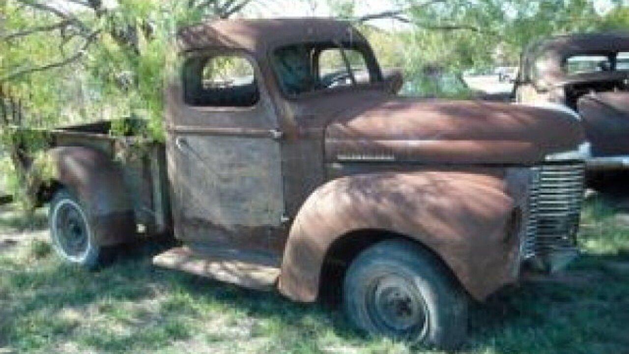 1947 International Harvester Pickup for sale near Cadillac, Michigan ...